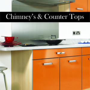 Chimney's & Counter Tops